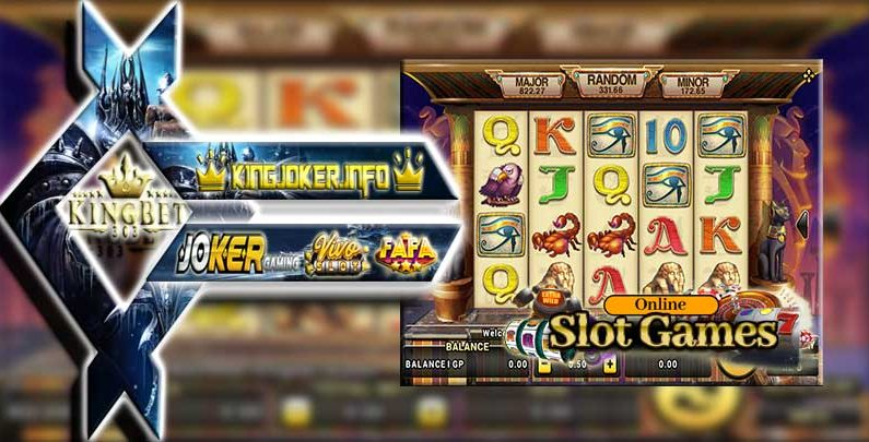 Agen Game Slot Terbaru Casino Joker123 Teraman